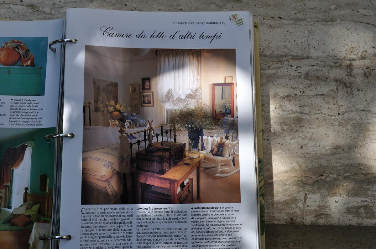 Stile vittoriano giardinaggio irregolare - Camere da letto stile country ...
