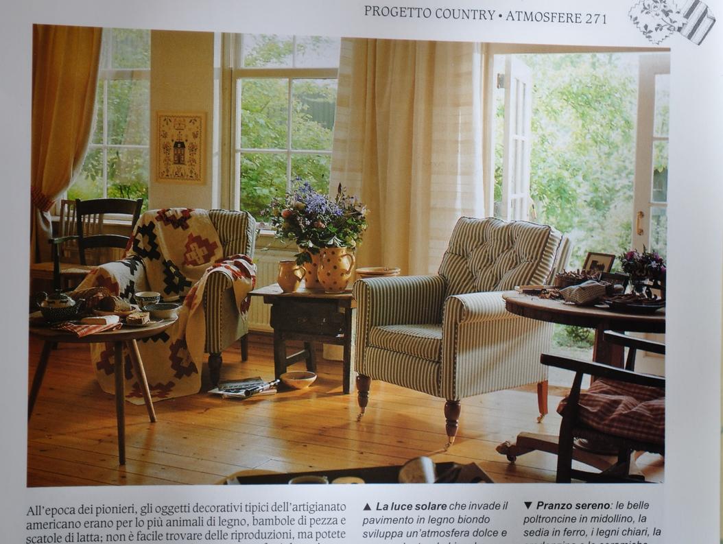 Arredamento Interni Stile Americano: Case e interni stile scandinavo ...
