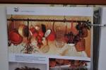 035arredare country, ultimo tocco, rosso natalizio