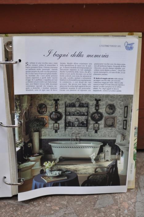 ... tocco » 053arredare country, ultimo tocco, vasche da bagno antiche