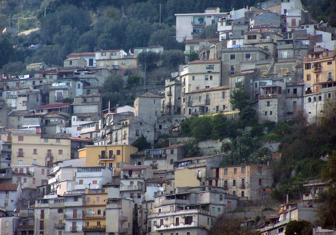 Antonimina borgo