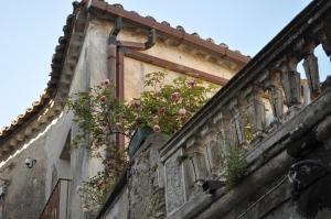 Un balcone a Gerace