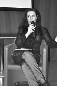 La giornalista Maria Teresa D'Agostino