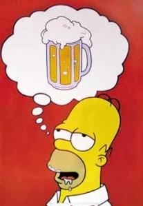 simpson-birra