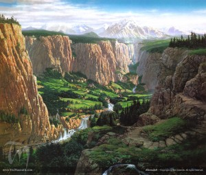 Rivendell, Ted Nasmith