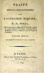 Trattato dell'alienazione mentale_ Pinel