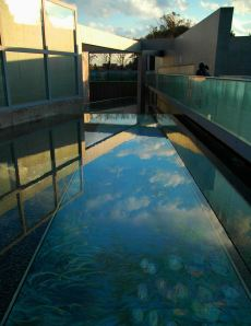 067 Garden of Fine Arts in Kyoto (by Tadao Ando)