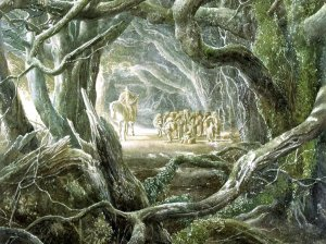 alan-lee--mirkwood2