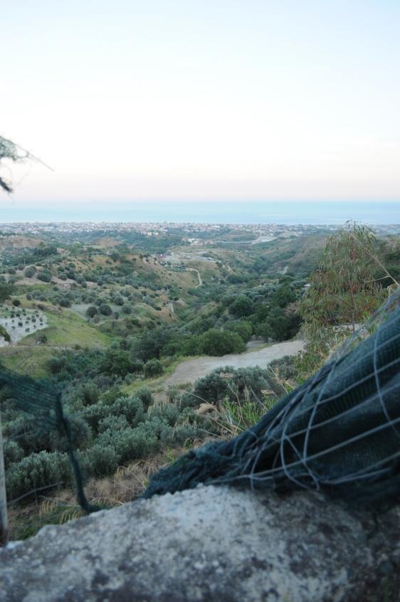 siderno superiore panoramica