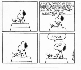 snoopy-writer
