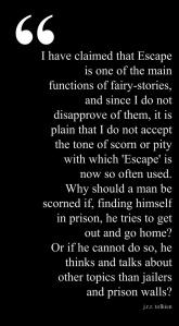 fuga dalla realtà_Tolkien_on fairy tales