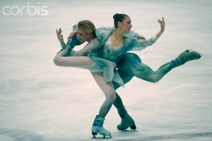 Figure Skating - Maya Usova and Alexander Zhulin