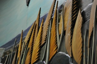165sculture animali legno nicola sacco