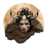 mustafa-soydan-zodiac-illustrations-taurus-650x650