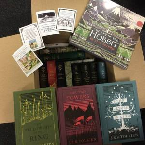 tolkien chrismas adventure books