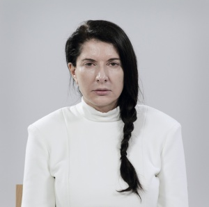 Marina Abramovic«: The Artist Is Present Photo by Marco Anelli. © 2010 Marina Abramovic«